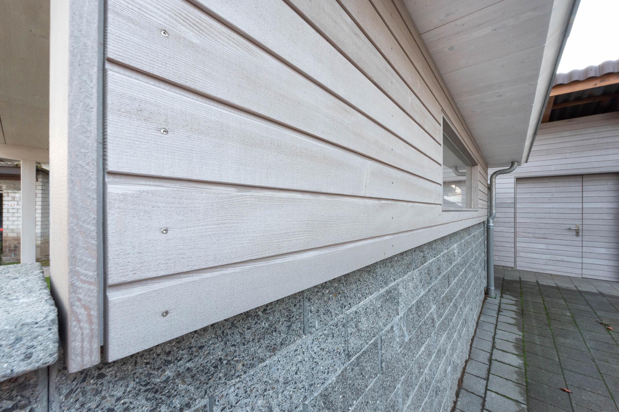 Beispiele Holzfassaden K Helfer Holzbau Ag
